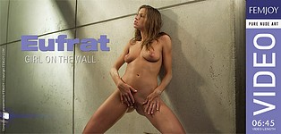 FEMJOY video: Eufrat is the Girl On The Wall