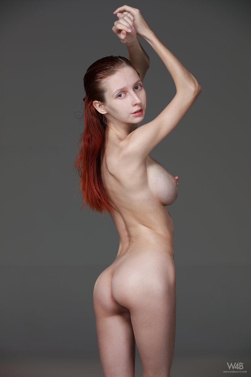 Helga Grey Nude In Milky Way